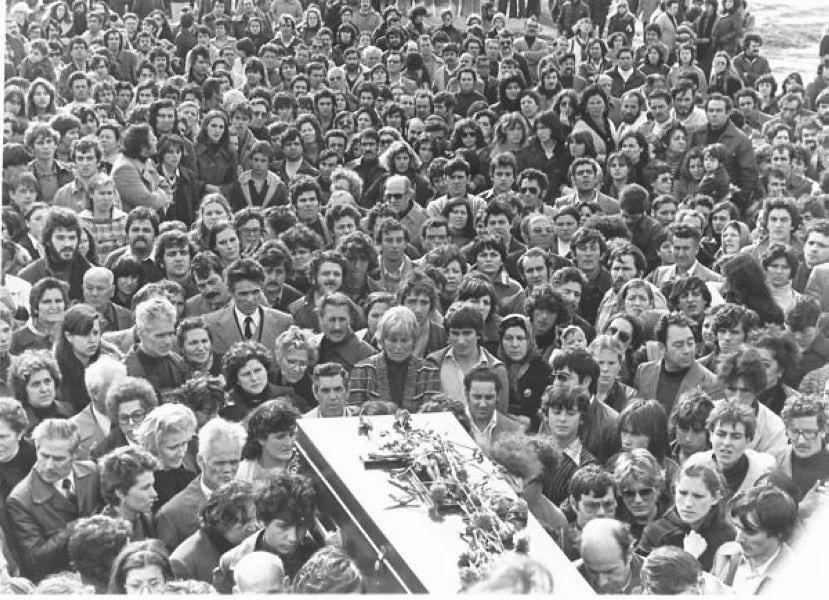 Nuestros mártires en la Transición. Vivir, morir en Parla